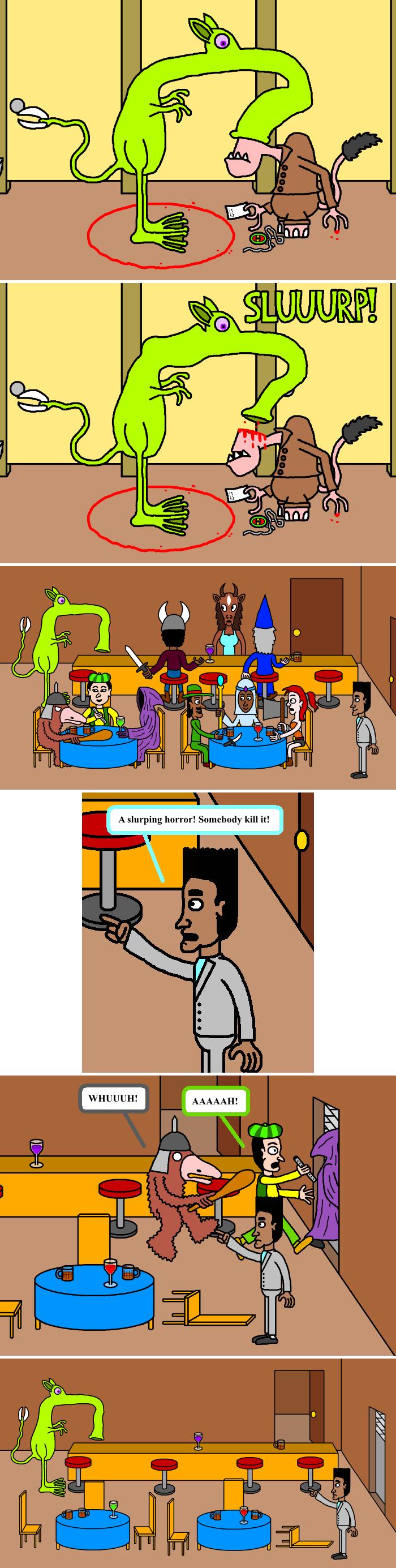 Scheming 5